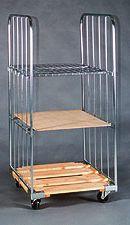 Beispiel mit Sperrholz- oder Gitter-Zwischenboden