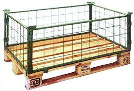 Lagertechnik - Gitteraufsatzrahmen