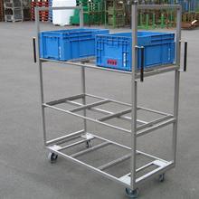 Rollbehälter Alu von RIMO Transportgeräte GmbH & Co. KG