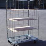 Rollbehälter - Metall