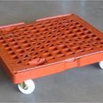 Rollplatte - Kunststoff