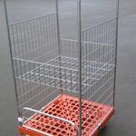 Rollbehälter - Kunststoff