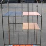 Zwischenboden - Sperrholz - Gitter