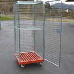 Rollbehälter - Safe - Kunststoff