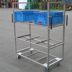 Rollbehälter - Kunststoffkisten