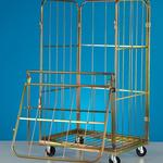 Rollbehälter - Metall - klappbar