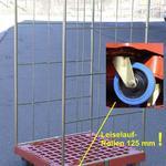 Rollbehälter - Kunststoff - Elastik